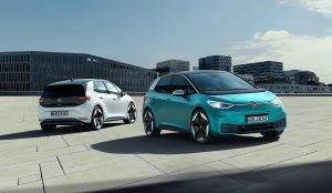 VW ID.3 con hasta 550 km de autonomía WLTP